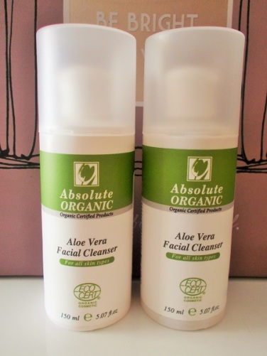 gel limpiador absolute organic