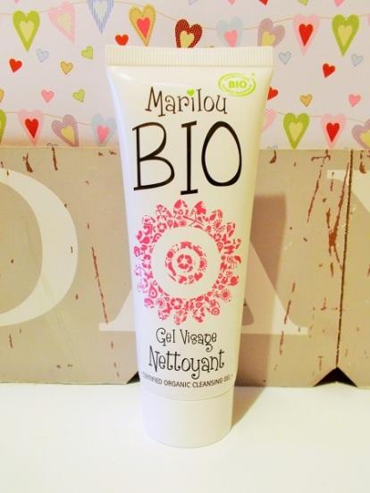 gel limpiador Marilou Bio