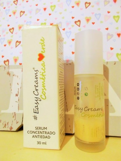 serum easy creams