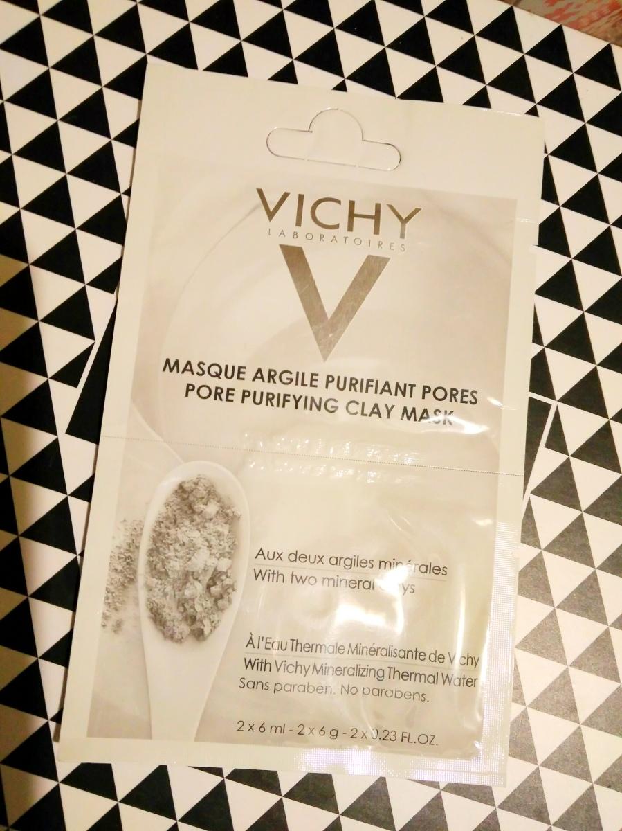 Review mascarilla mineral arcilla blanca de Vichy
