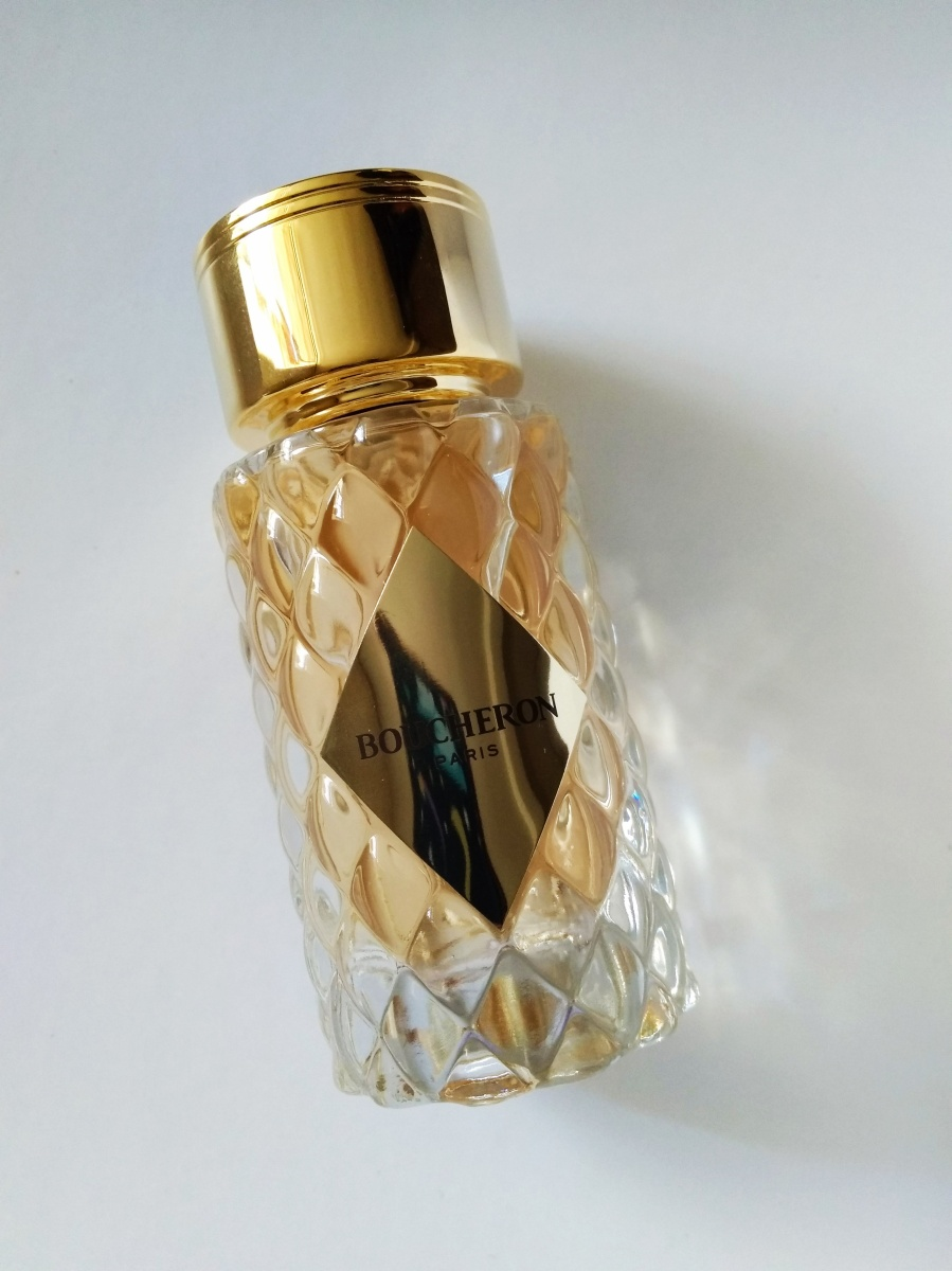 Review perfumada: Place Vendome de Boucheron